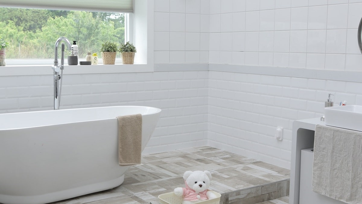 relaxen als single in eigen badkamer