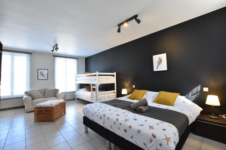 Appartement Lambic - België - West-Vlaanderen - 12 personen - slaapkamer