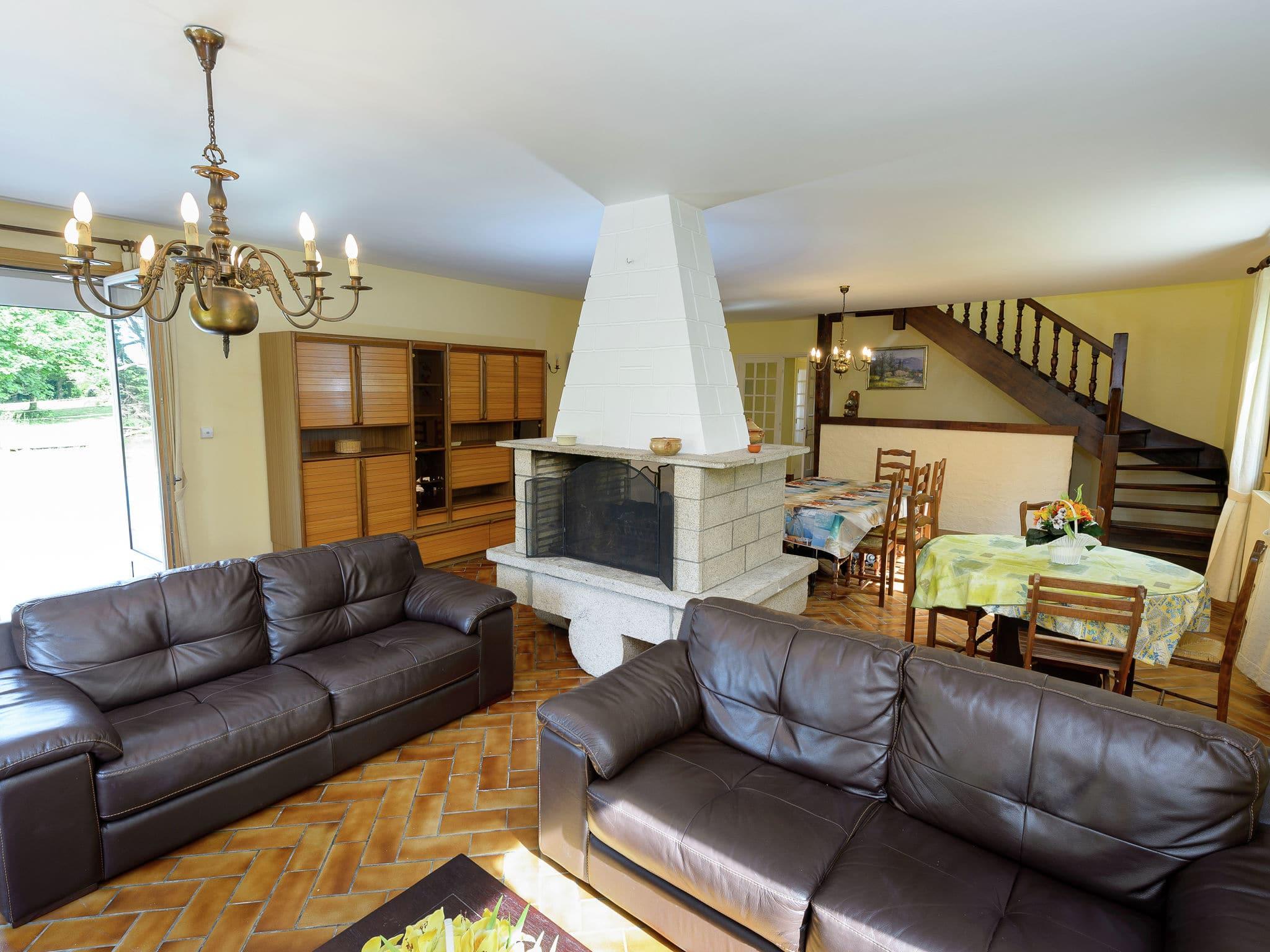 Natuurhuisje Concarneau 34899 - Frankrijk - Bretagne - 12 personen - woonkamer
