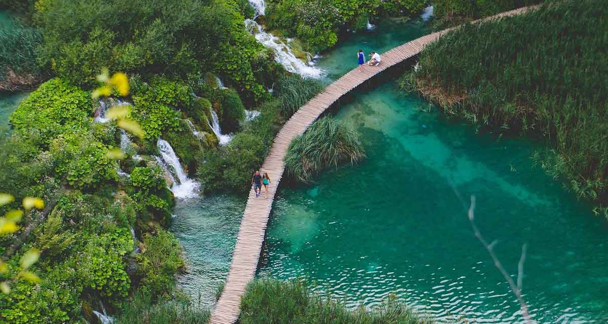 Vakantie Kroatië Plivice