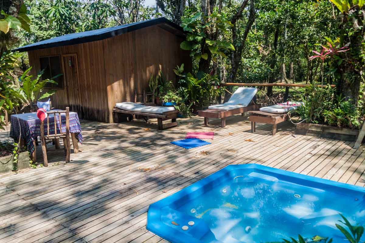 vakantiehuis met jacuzzi Portugal