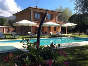 Villa a Loro Ciuffenna - Italië - Toscane - 12 personen - prive zwembad
