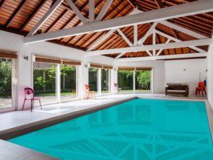 Villa Anemoon - België - West Vlaanderen - 16 personen - privé zwembad binnen
