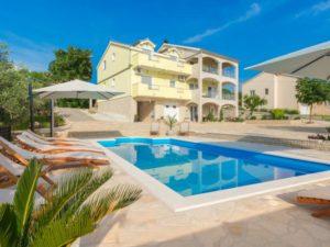 Villa Balen - Kroatië - Noord Dalmatië - 12 personen