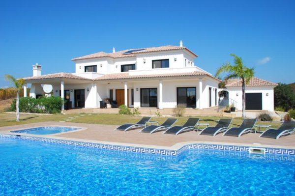 Villa Cacela - Portugal - Algarve - 12 personen - privezwembad in de tuin
