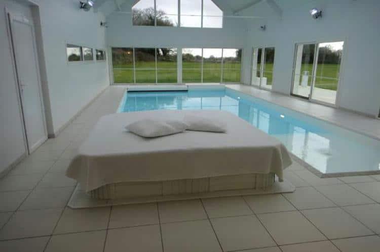 Villa Caroline - Frankrijk - Bretagne - 14 personen - binnenzwembad en jacuzzi