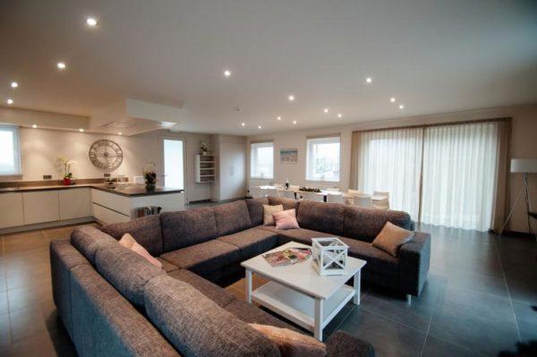 Villa Coq Au Lit - België - West-Vlaanderen - 20 personen - woonkamer