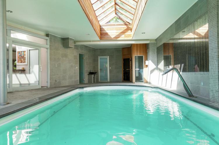 Villa L'Oree - Belgie - West-Vlaanderen - 12 personen - privé zwembad binnen