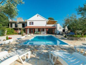 Villa Roko - Kroatië - Noord Dalmatië - 12 personen - privezwembad