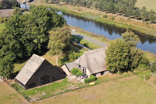 Boerderij DG345 Echten - 12 personen - Drenthe