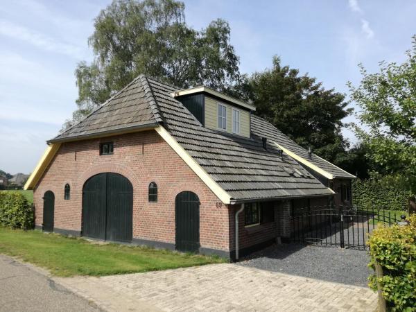 Boerderij DG486 Gaanderen - 12 personen - Gelderland
