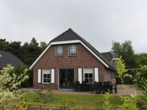 Bungalow DZ012 Hooghalen - 12 personen - Drenthe