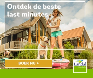 familie accommodaties landal banner