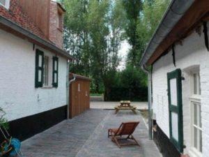 Delftse Hoeve en Landhuys - België - West-Vlaanderen - 12 personen
