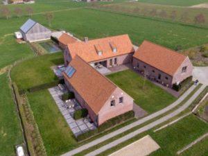 Slangenmeers - België - West-Vlaanderen - 12 personen